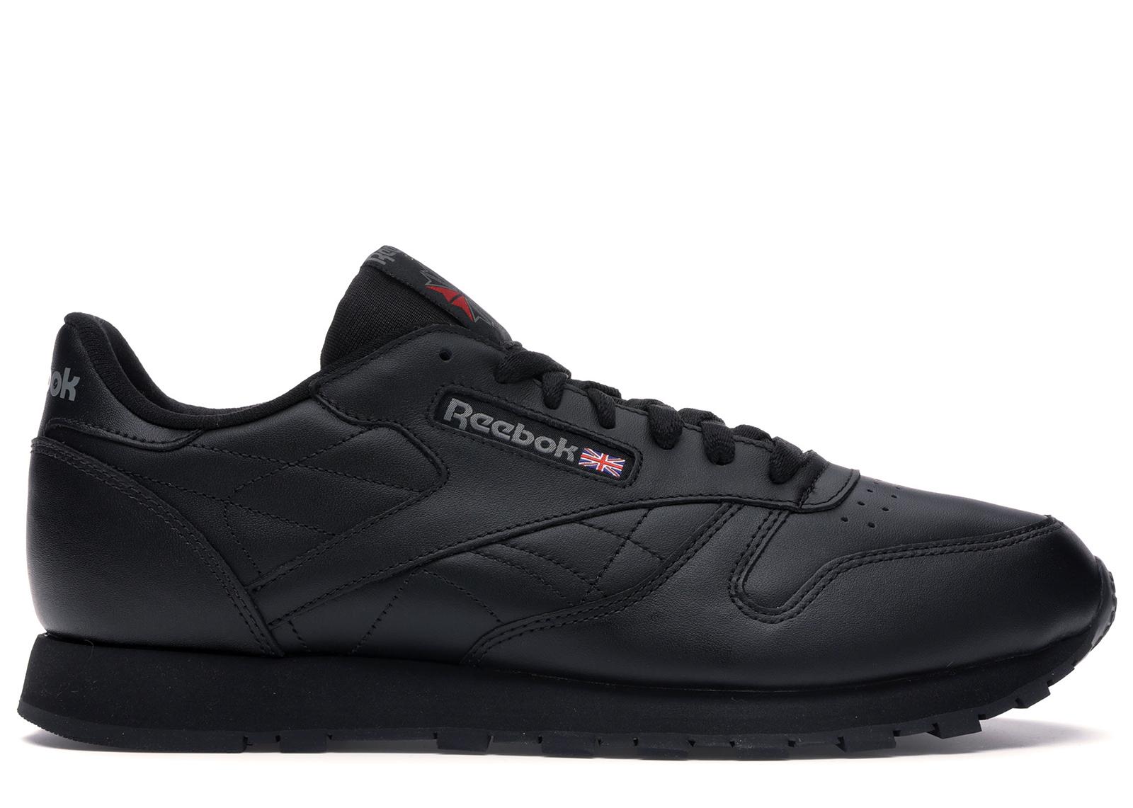 Reebok Classic Leather Black - 116