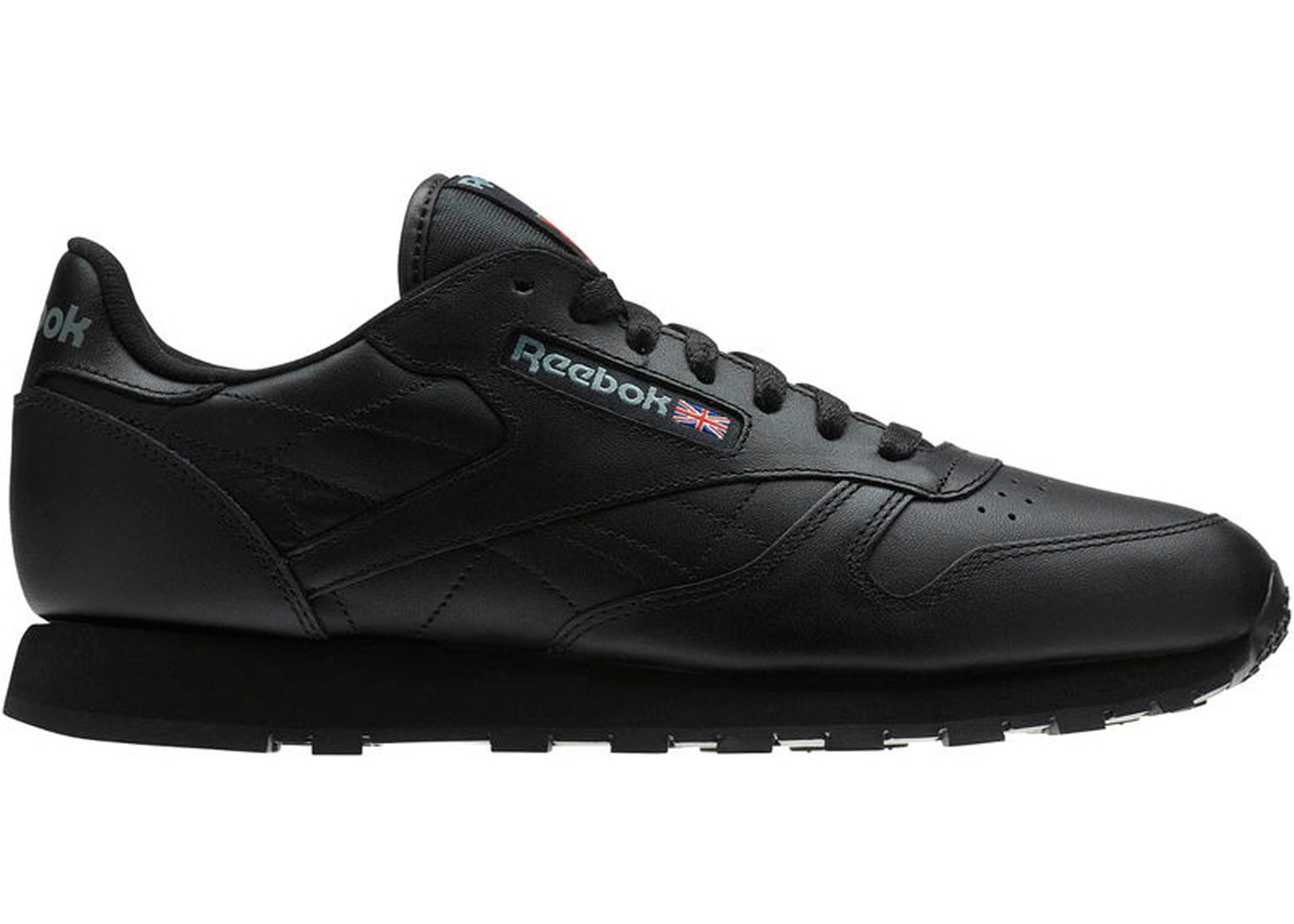 fbf3876122bb1 Reebok Classic Leather Black - 116