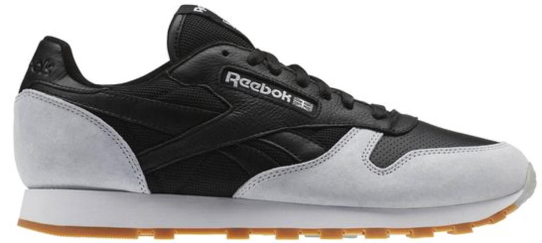 Reebok Classic Leather Kendrick Lamar Perfect Split Black
