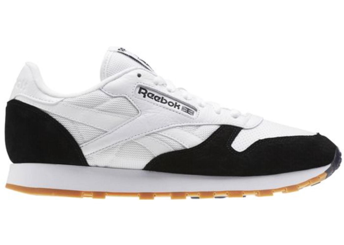 hot sale online 4cb6d 5454f Reebok Classic Leather Kendrick Lamar Perfect Split White