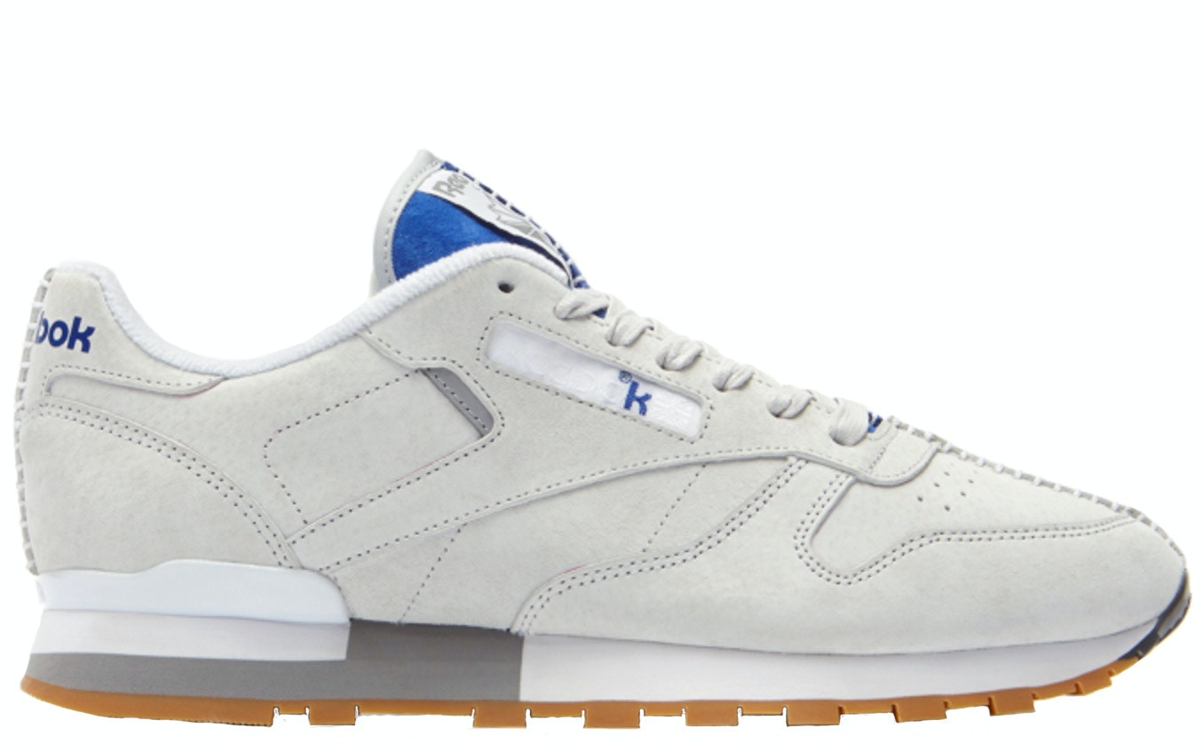 Reebok Classic Leather Kendrick Lamar Deconstructed