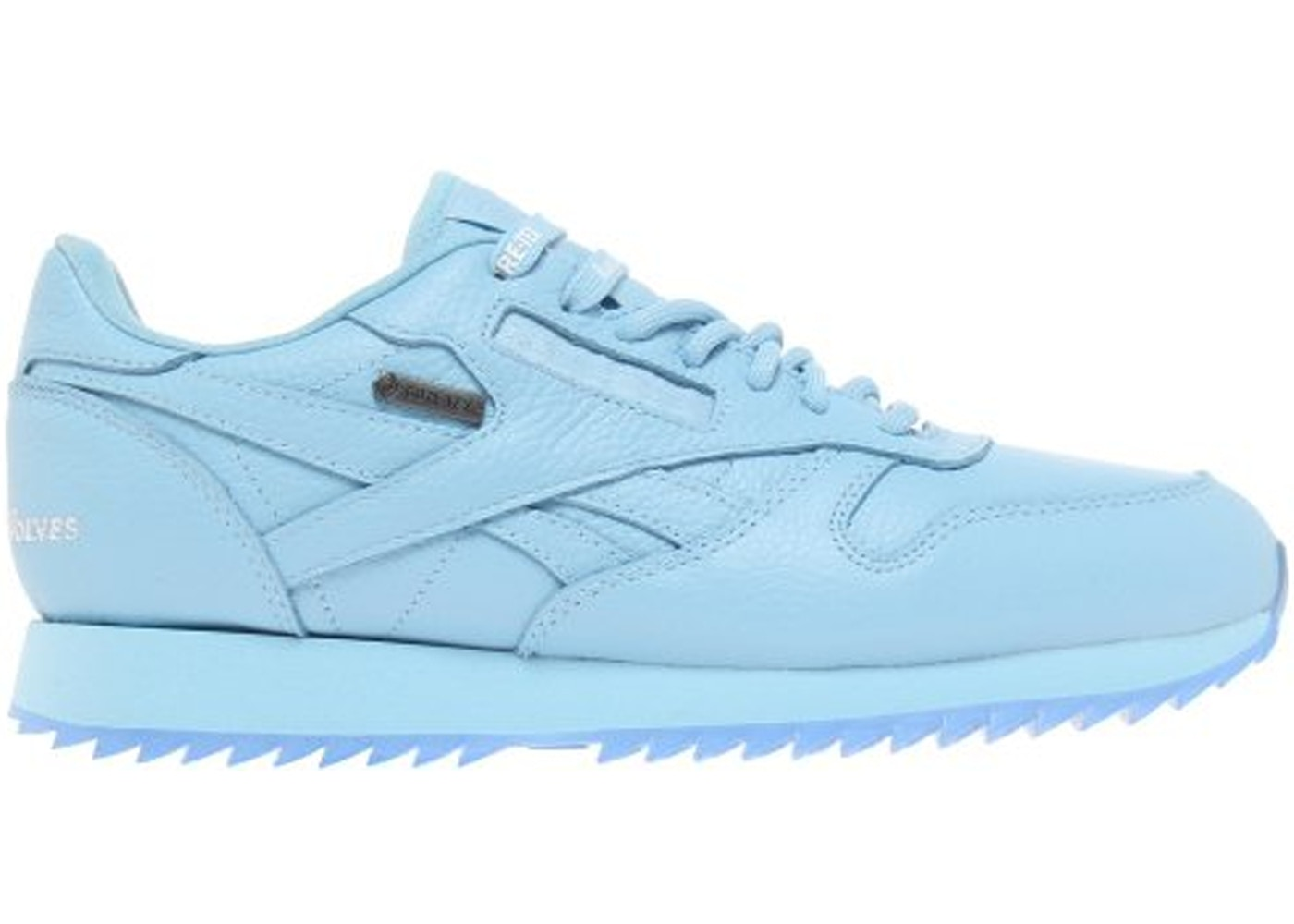 super cute outlet boutique detailing Reebok Classic Leather Ripple Raised By Wolves Blue