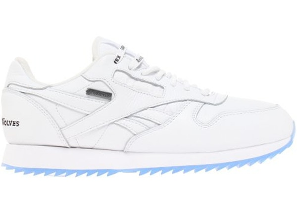 79be463d56d307 Reebok Classic Leather Ripple Raised By Wolves White