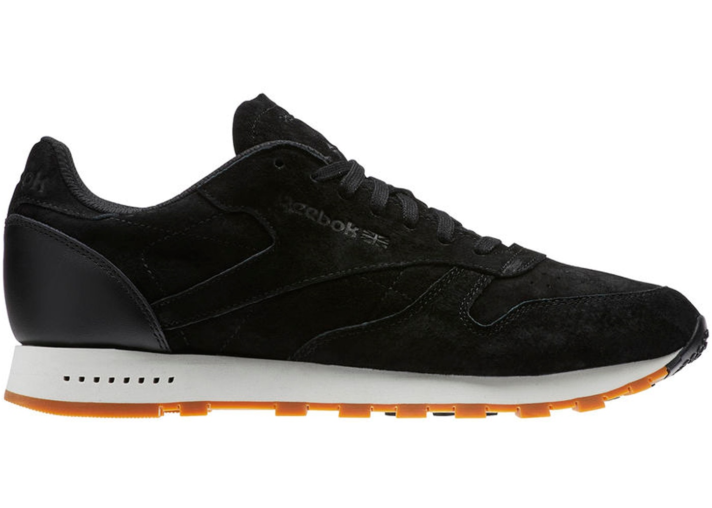 10b1e5b67de Sell. or Ask. Size --. View All Bids. Reebok Classic Leather SG Black Gum