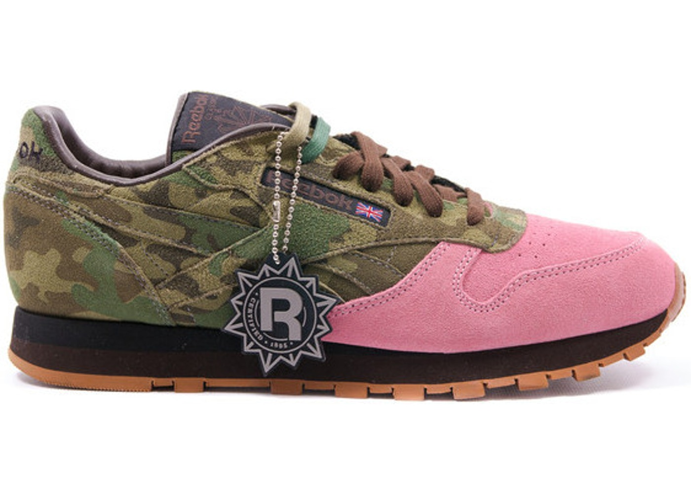 8848fc33577 ... Reebok Shoe Gallery x Reebok Classic Leather 30th Anniversary Reebok  Classic Leather R12 Shoe Gallery .