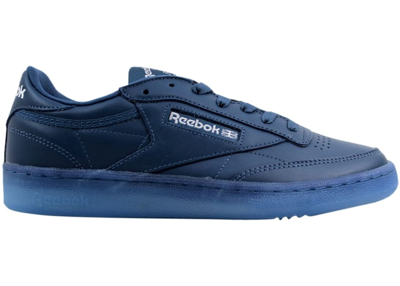 a3fc2dd129e48 Sell. or Ask. Size --. View All Bids. Reebok Club C 85 Ice Brave Blue