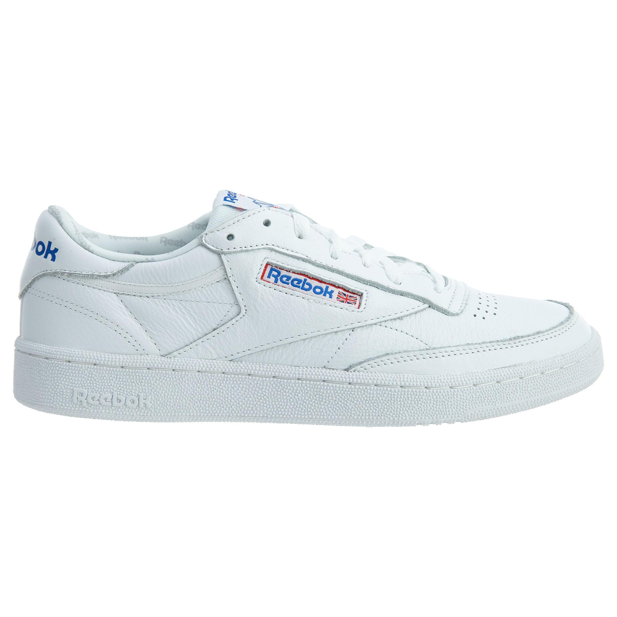 reebok club c 85 it white