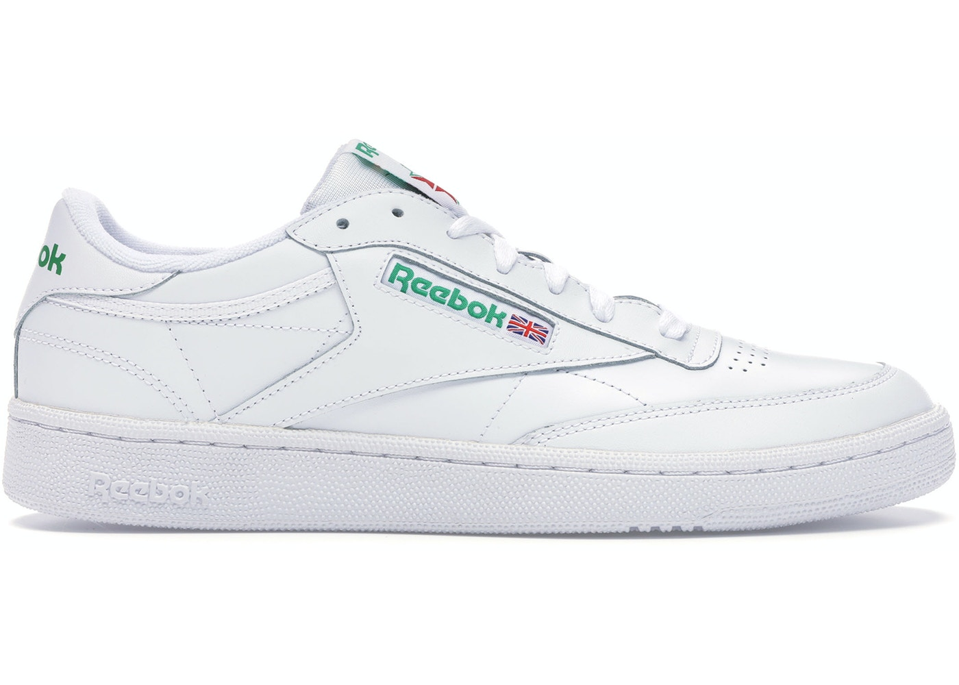 Reebok Club C 85 White/Green