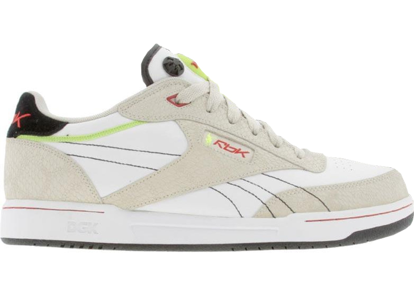 8b6fe20a Sell. or Ask. Size --. View All Bids. Reebok Club C DGK Pump White Beige