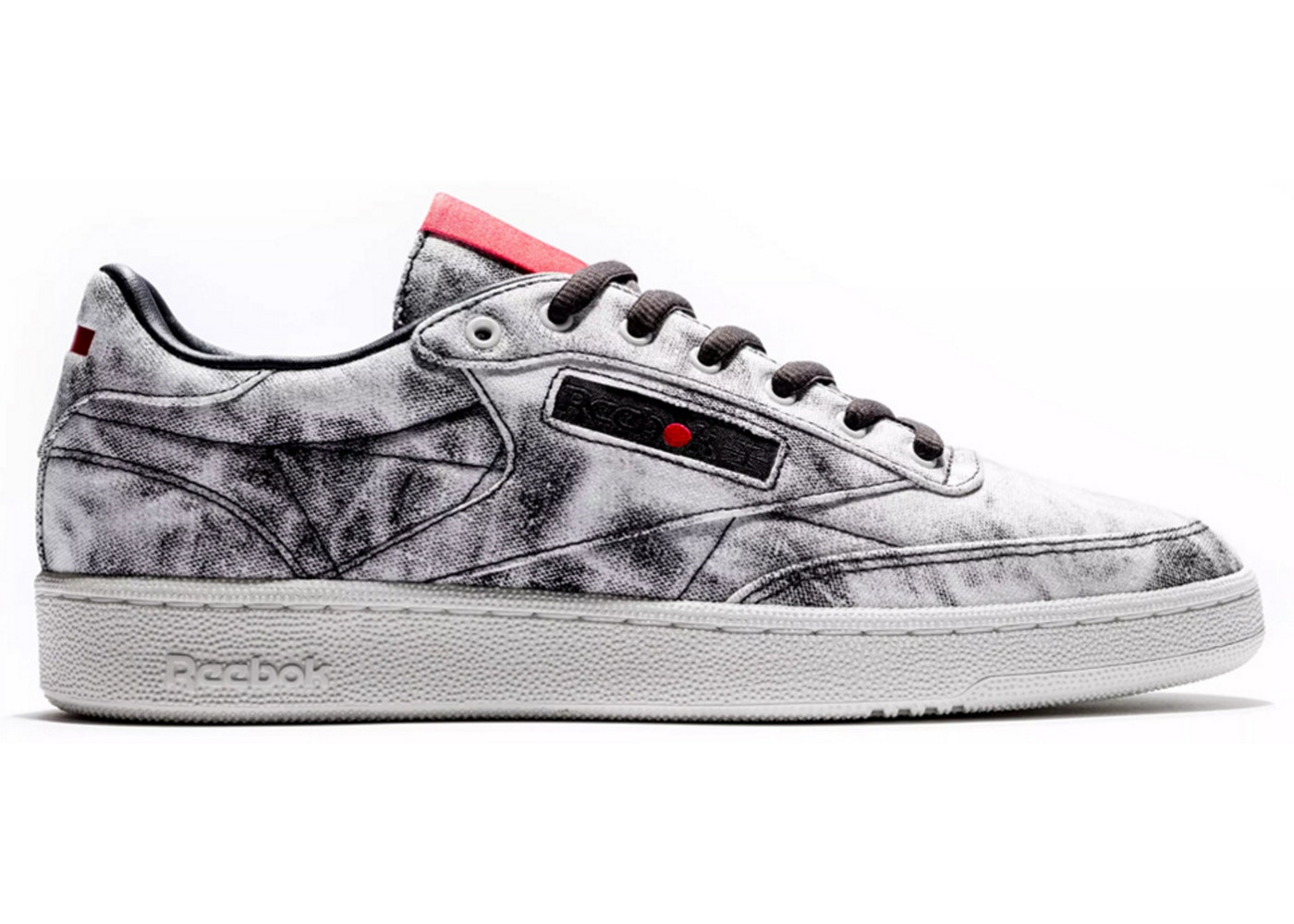b7409e27 Reebok Club C Kendrick Lamar Acid Wash - BS8205