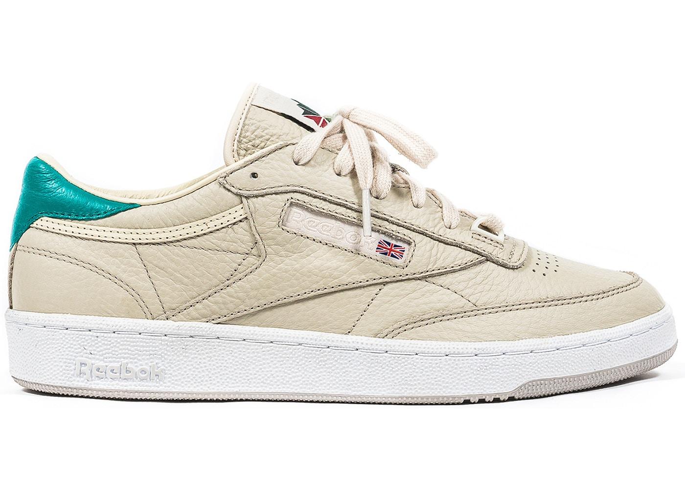 Reebok Club C Packer Shoes Marcial