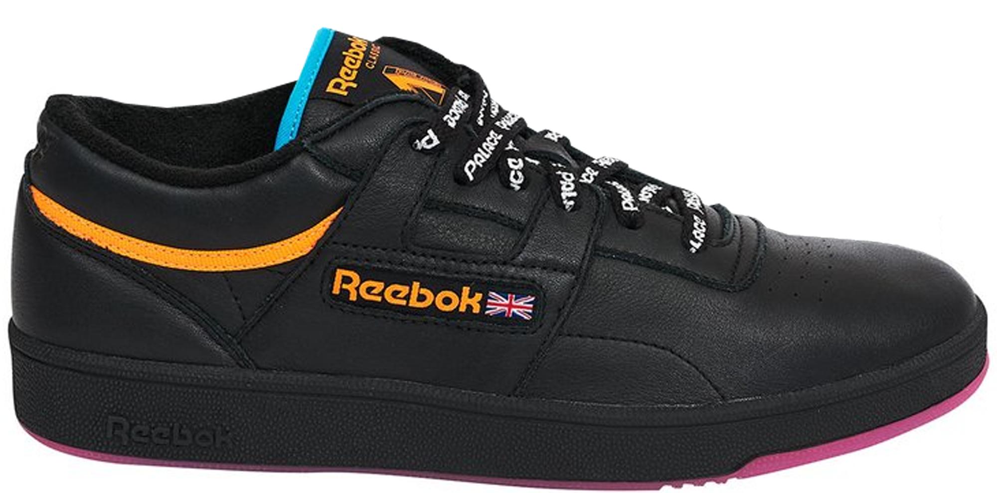 Reebok Club Workout Black