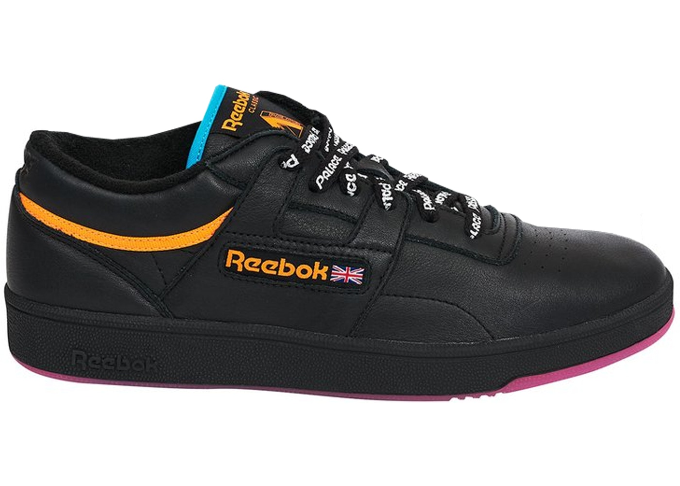 6e09581077cc Reebok Club Workout Black - TBD