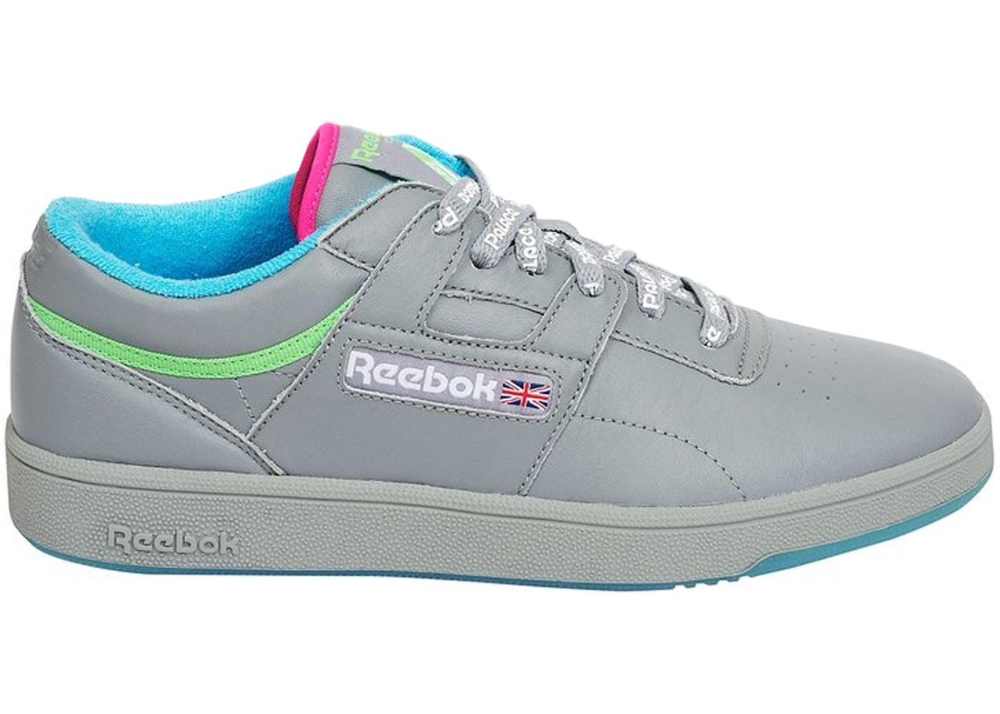 1f2ee2fe60046f Reebok Club Workout Grey - TBD