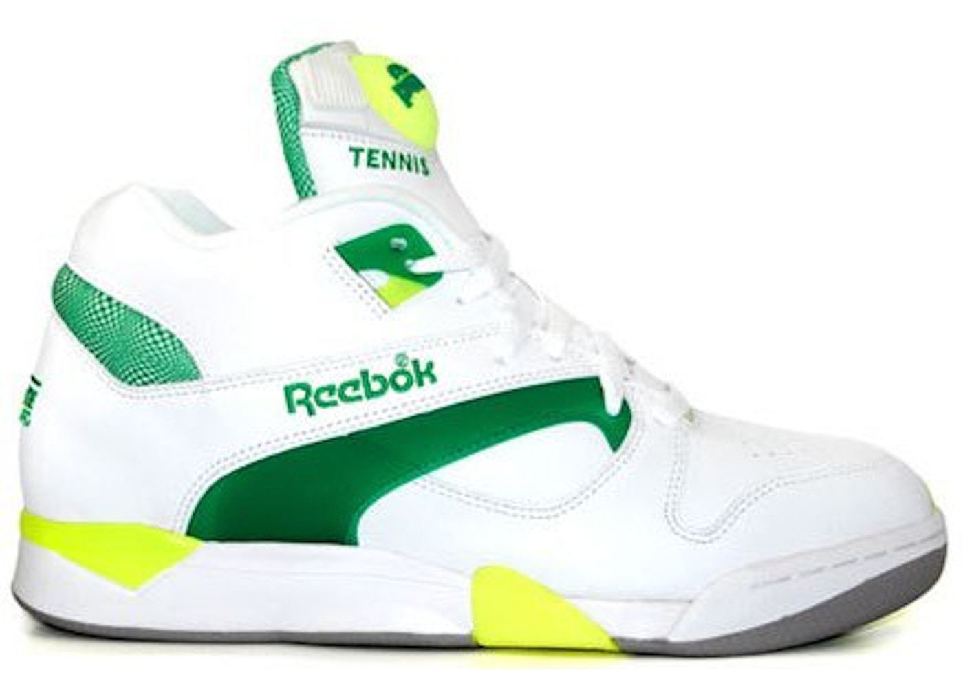Reebok Court Victory Pump Michael Chang - J-14306 55e5a79cf