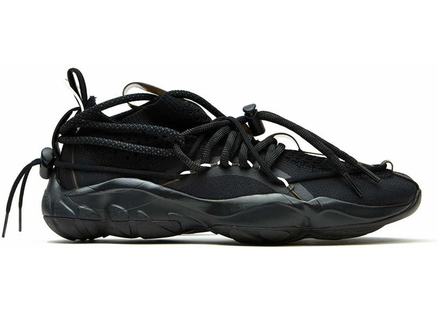 558cab84737e Sell. or Ask. Size  7.5. View All Bids. Reebok DMX Run Fusion Experiment  Pyer Moss Black