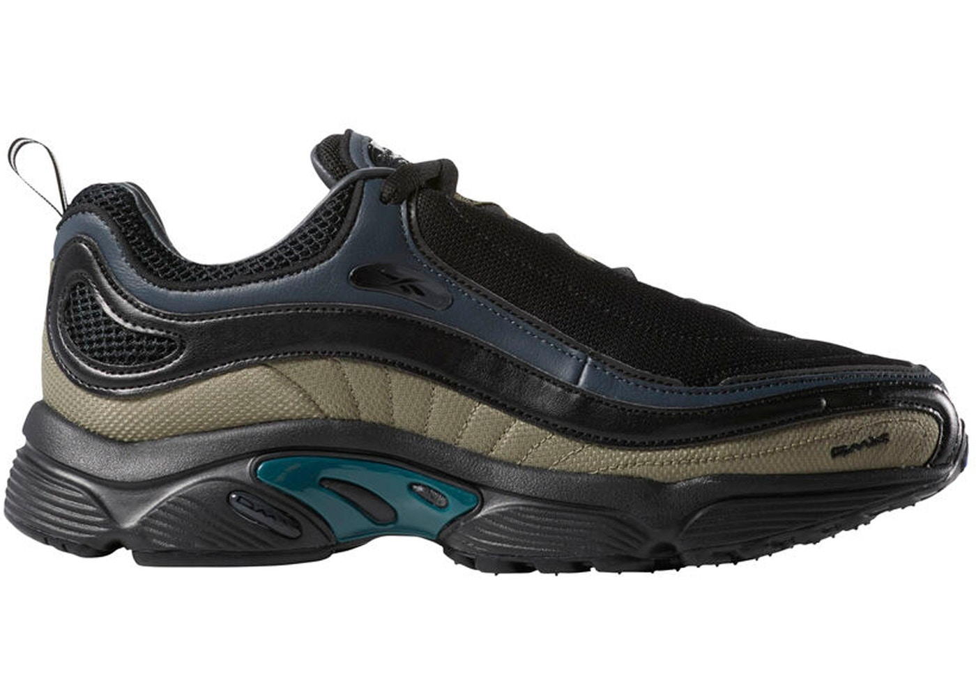 c30143757ab0e6 Sell. or Ask. Size --. View All Bids. Reebok Daytona DMX Vainl Archive Black  ...