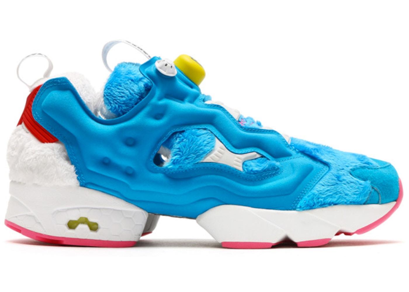 Shoes X Doraemon Instapump Atmos Reebok Fury Packer n0OXwN8Pk