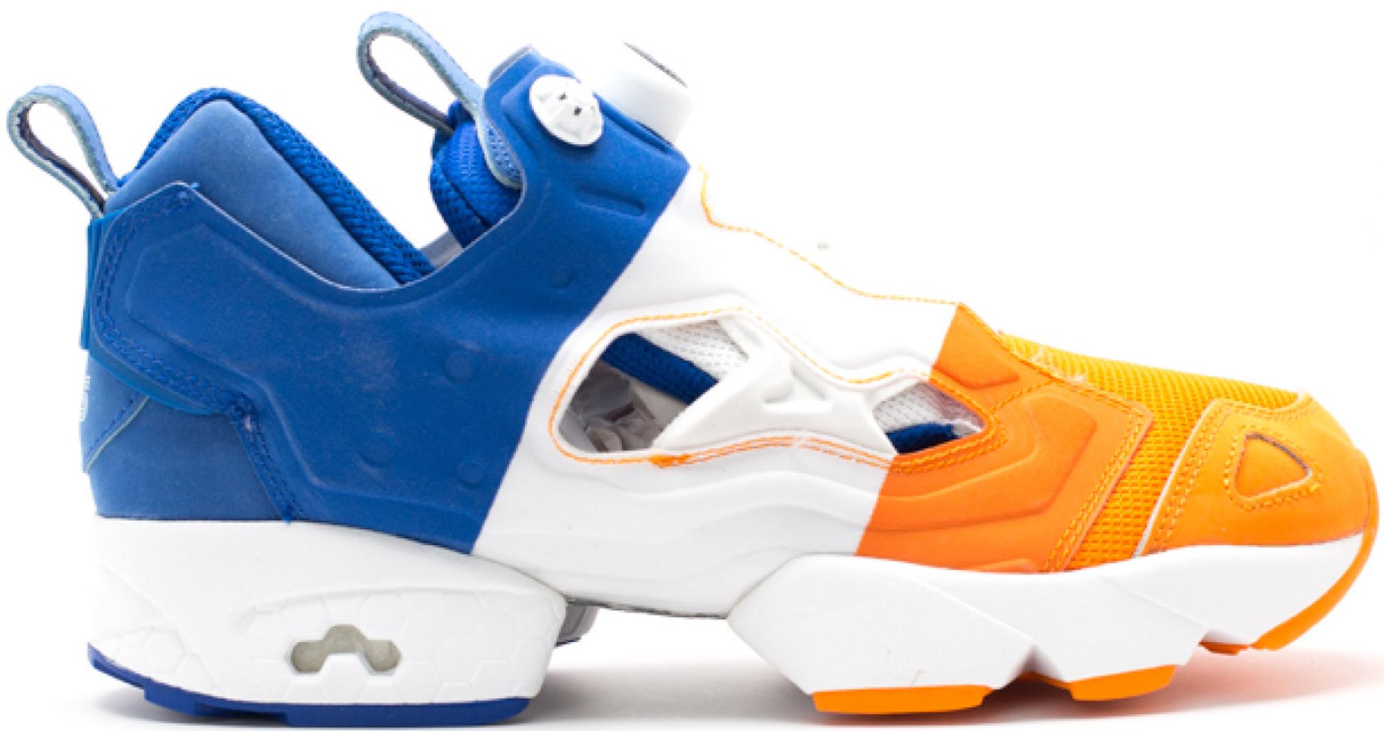 reebok instapump sneakers