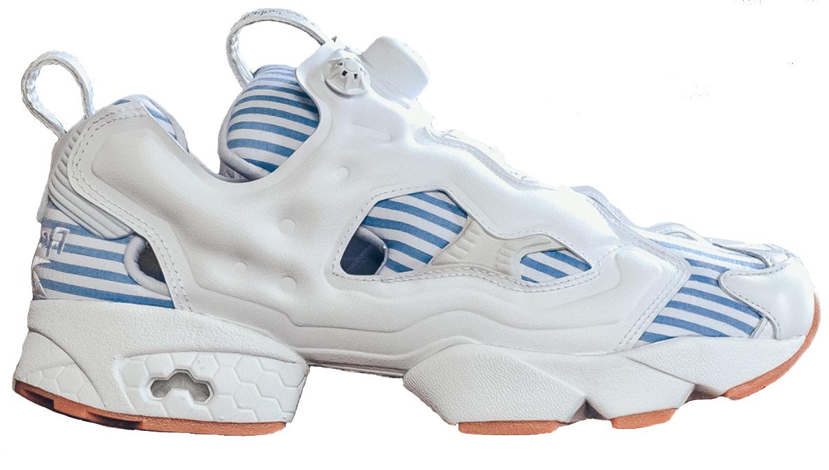 Ar0494 Seersucker Politics Sneaker Instapump Fury Reebok nqfHFXRq