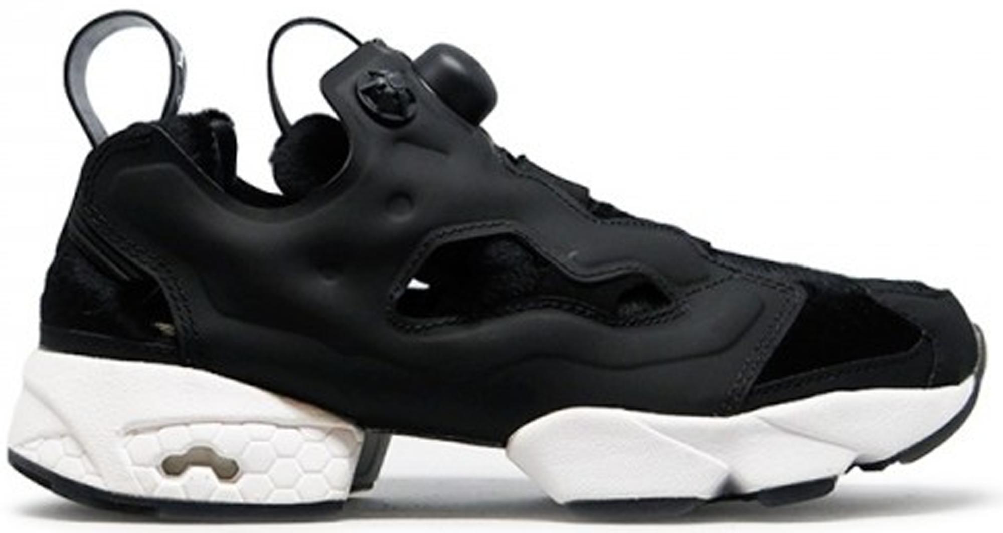 Reebok Instapump Fury Sneakerboy Black
