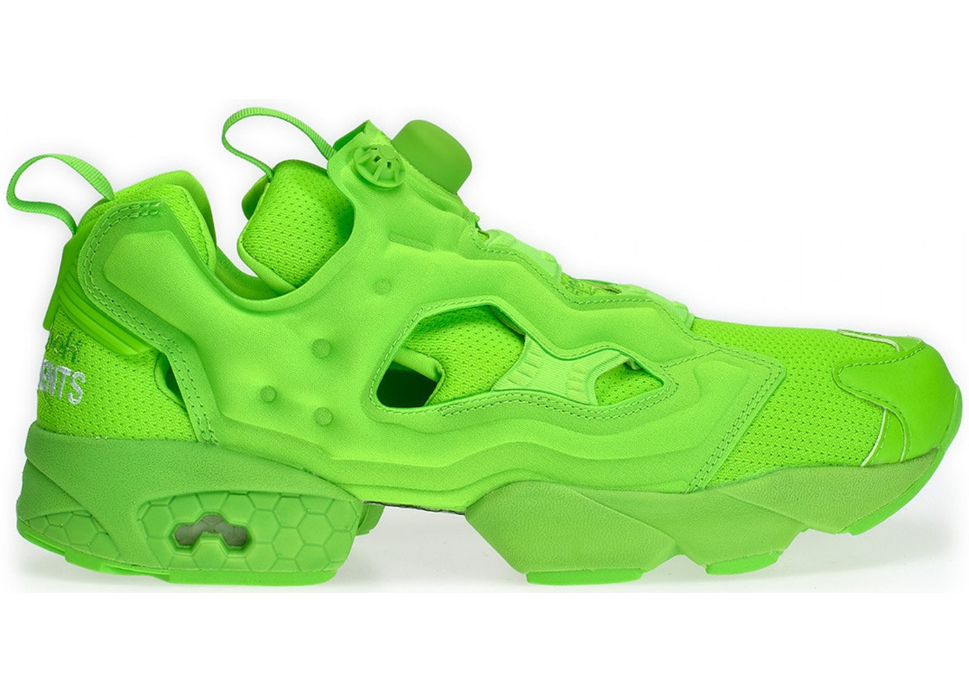 Sell. or Ask. Size  10. View All Bids. Reebok Instapump Fury Vetements  Fluorescent Green 52dc50c2b