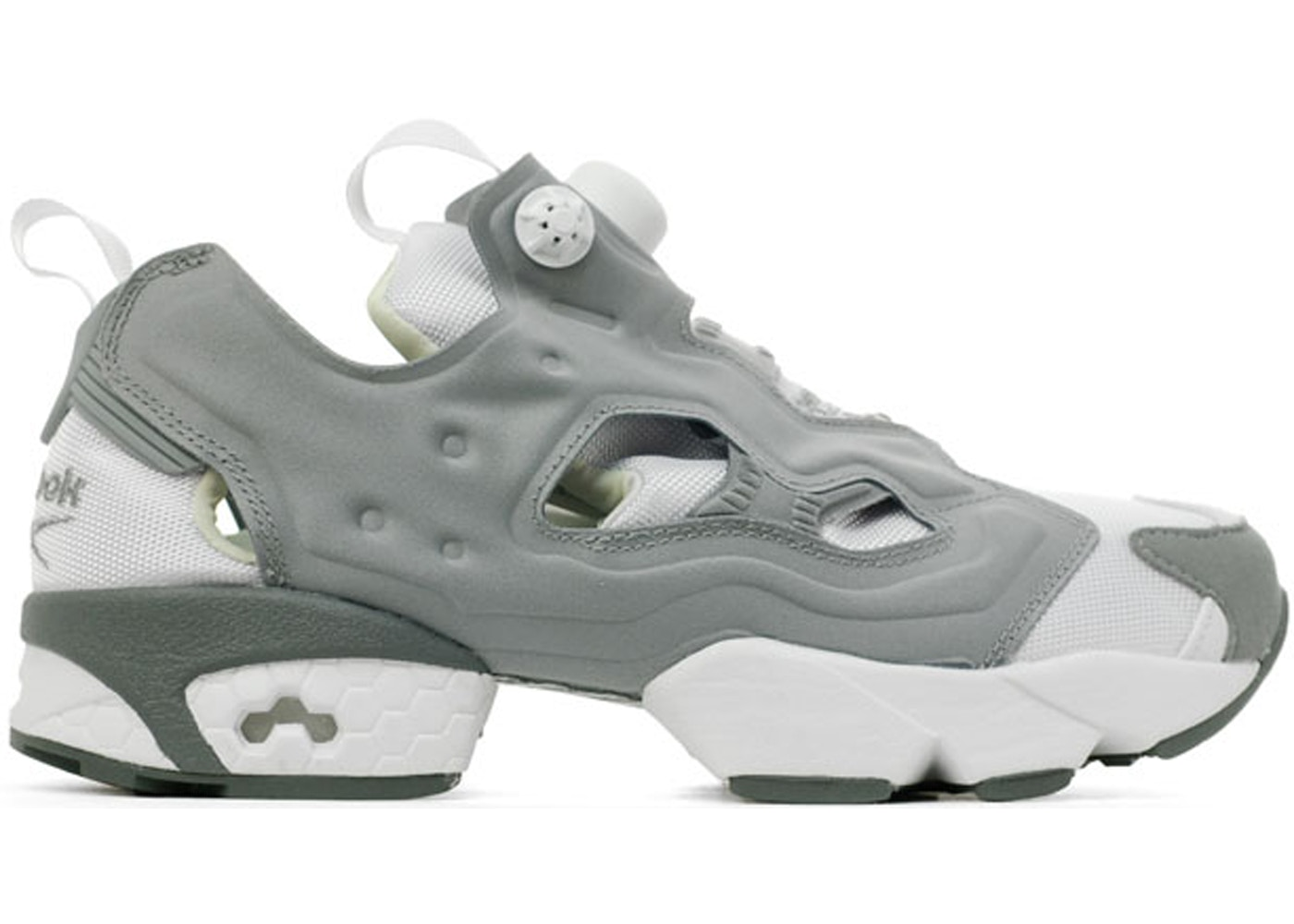finest selection a6ecb 32c26 Sell. or Ask. Size --. View All Bids. Reebok Instapump Fury White Grey Mita