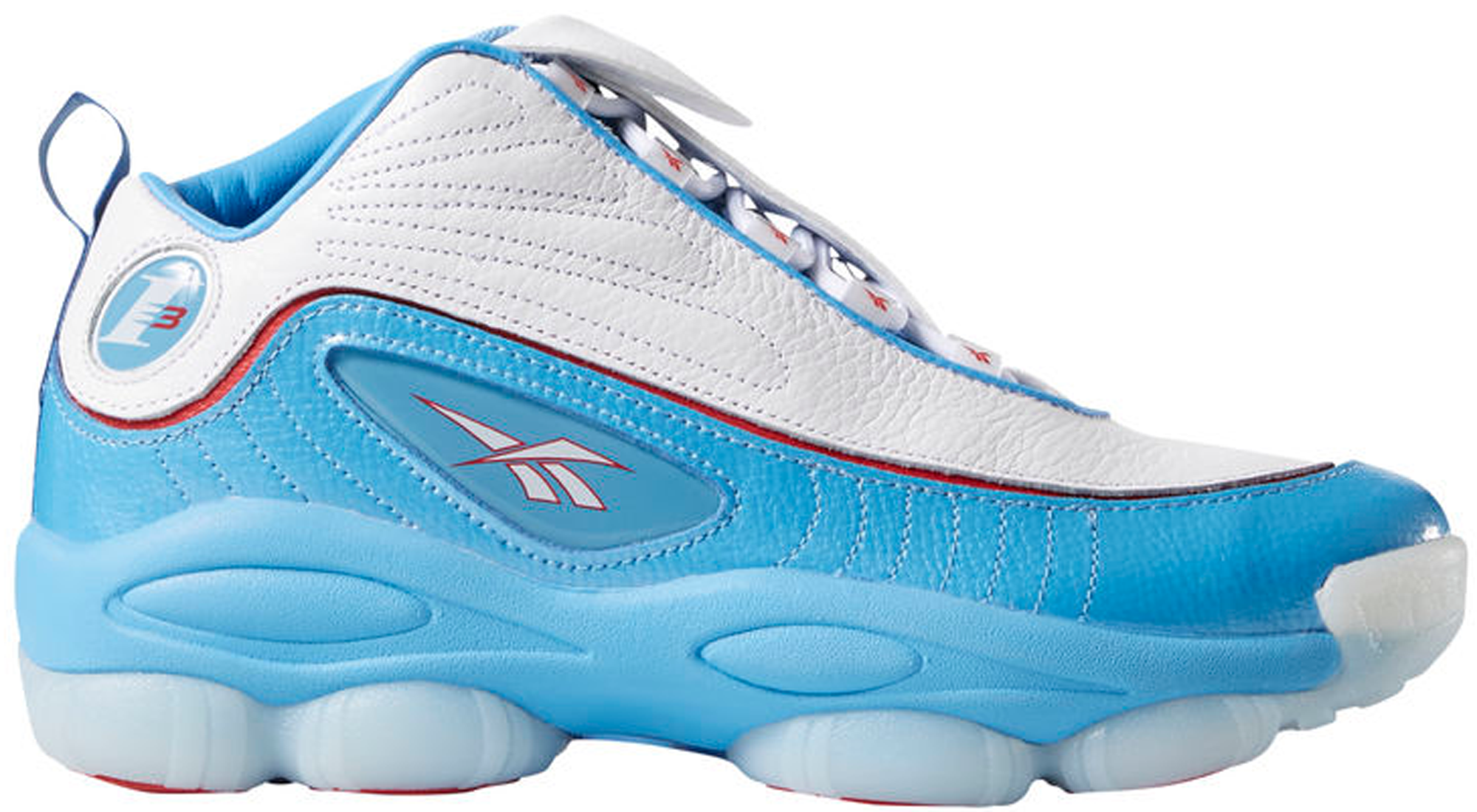 Reebok Iverson Legacy Athletic Blue