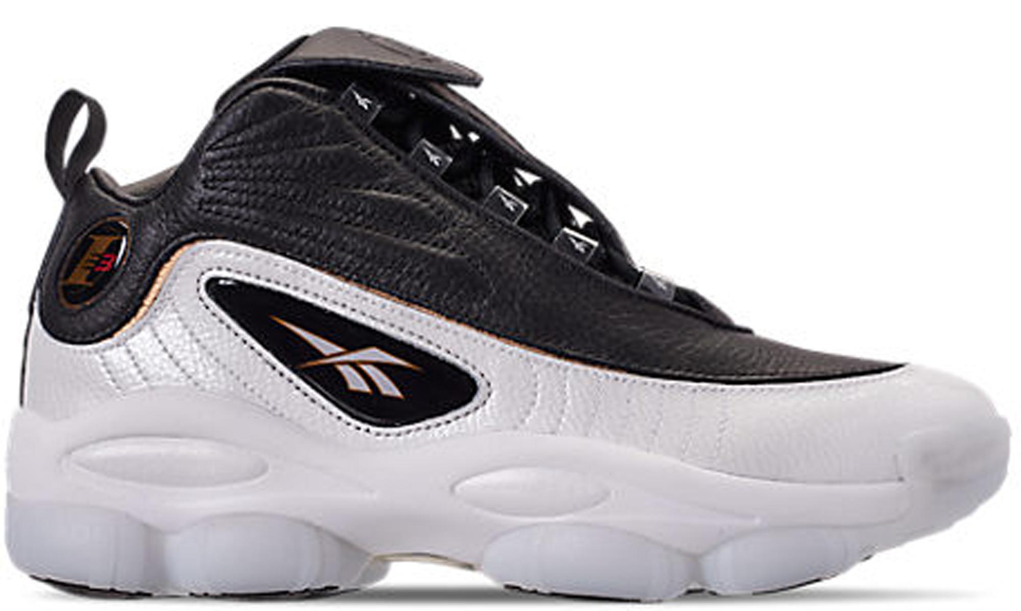 Reebok Iverson Legacy Black White - CN8222