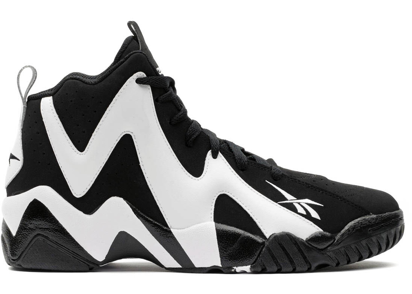 Sell. or Ask. Size  10.5. View All Bids. Reebok Kamikaze II Black White 00b24c647