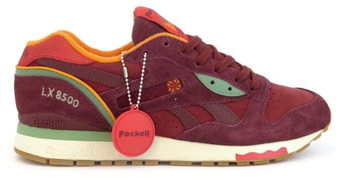 Reebok LX 8500 Packer Shoes Four Seasons Autumn