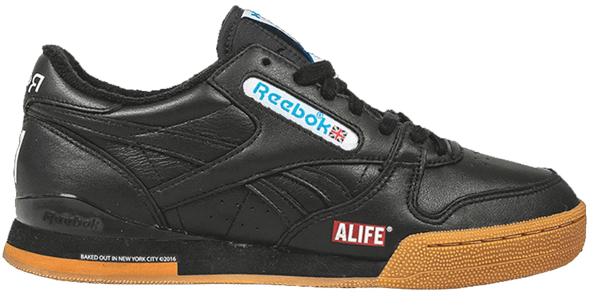 Reebok Phase 1 Pro Alife Black - BS7123
