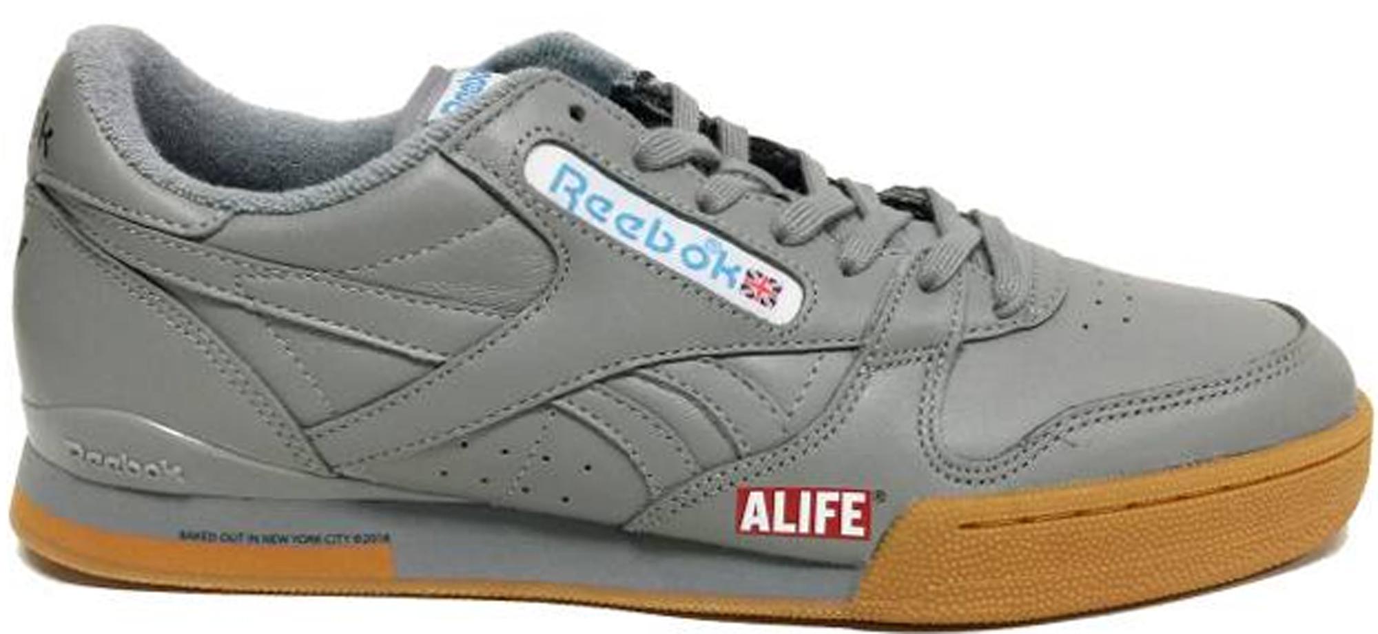 Reebok Phase 1 Pro Alife Grey - BS7122
