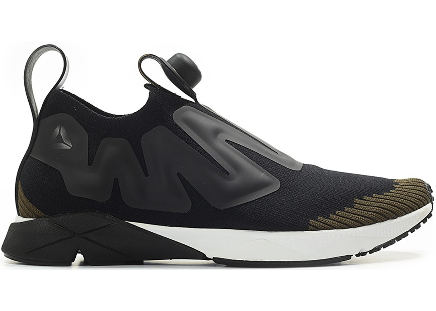 bd328bff6eb Sell. or Ask. Size  11. View All Bids. Reebok Pump Supreme Ultraknit Black  Moss