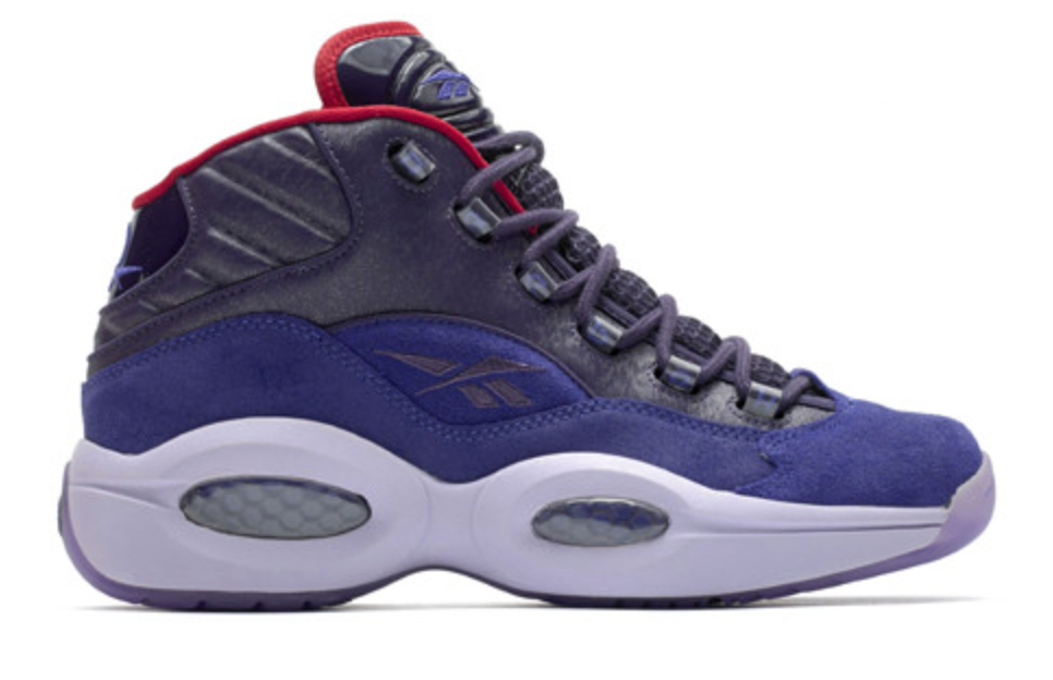 Reebok Question Mid Ghost of Chritmas Future