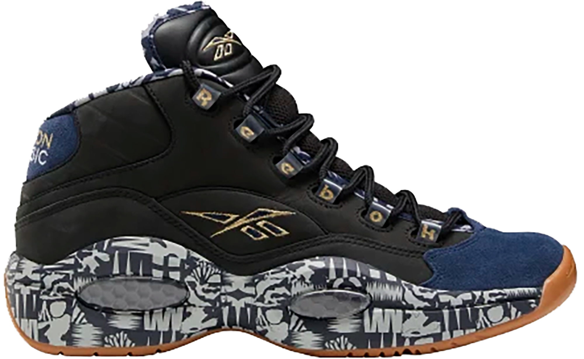 Reebok Question Mid Iverson Classic