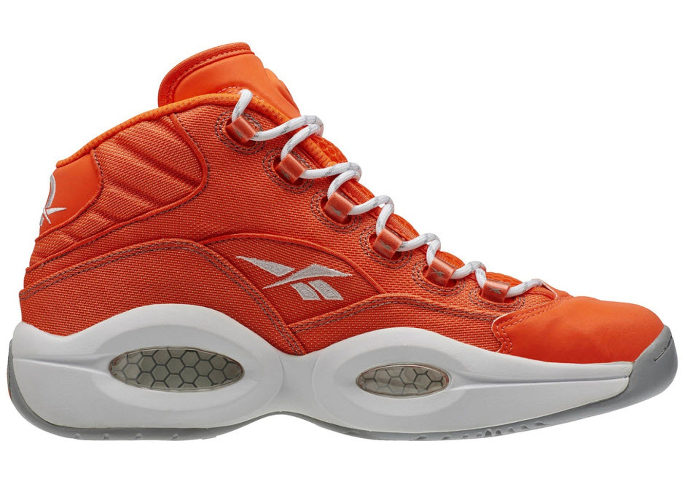 f1d2db349204 Reebok Question Mid Only the Strong Survive - V69689