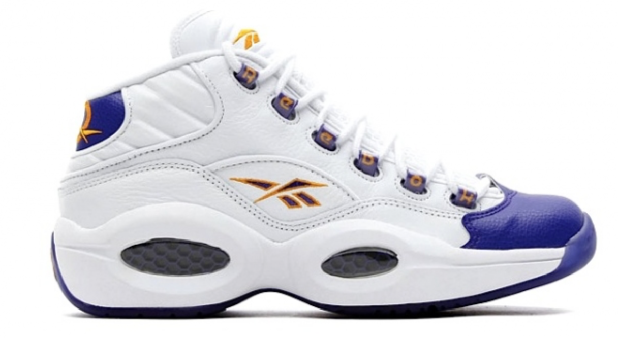 Reebok Question Mid Packer Shoes For Player Use Only Kobe