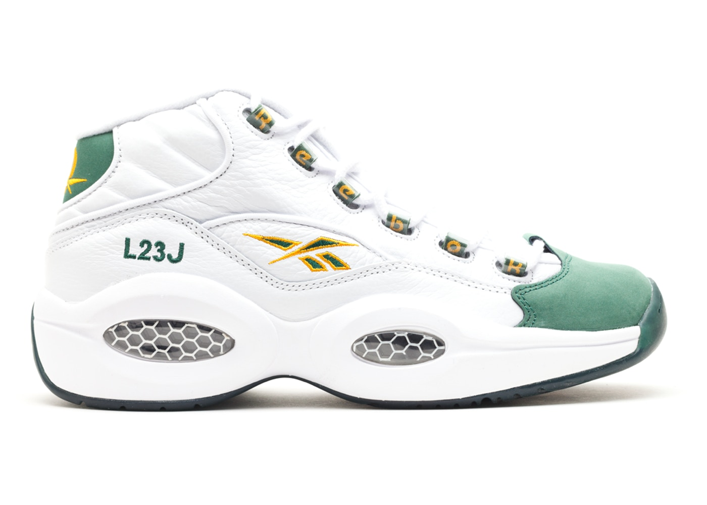5fcf3e6b37b Sell. or Ask. Size  11. View All Bids. Reebok Question Mid Packer Shoes For Player  Use Only LeBron
