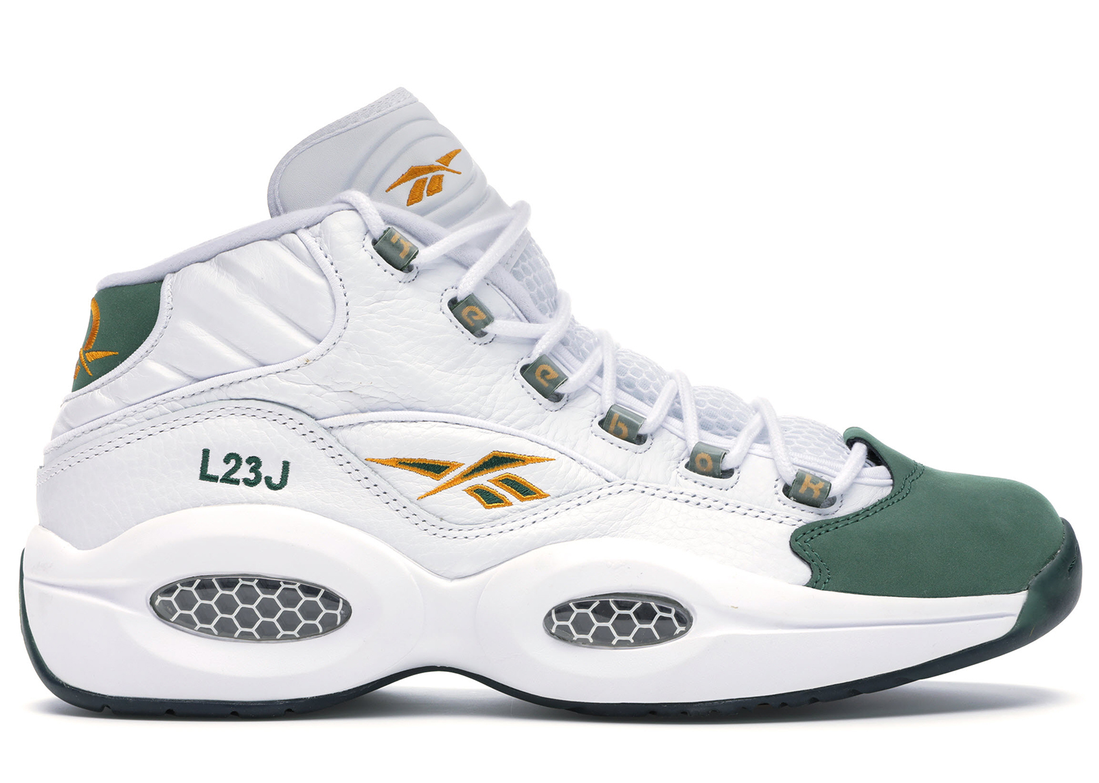 Reebok Question Mid Packer Shoes For