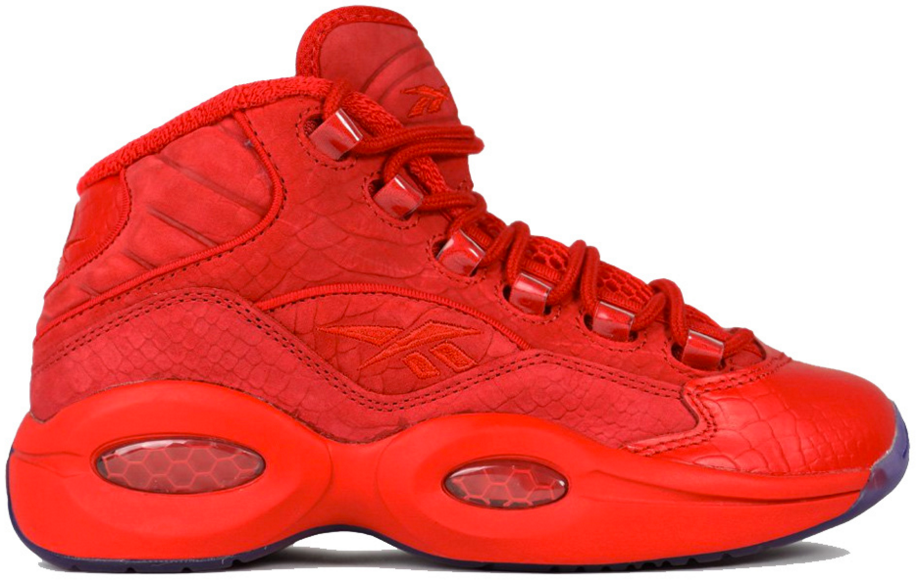 Reebok Question Mid Teyana Taylor Primal Red (W)