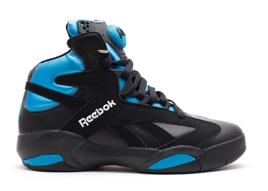 Reebok Shaq Attaq Azure Blue