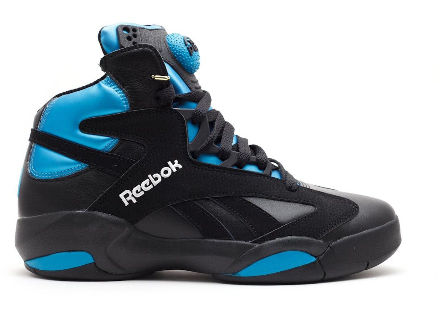 Reebok Shaq Attaq Azure Blue - V55083 bbf81bad4