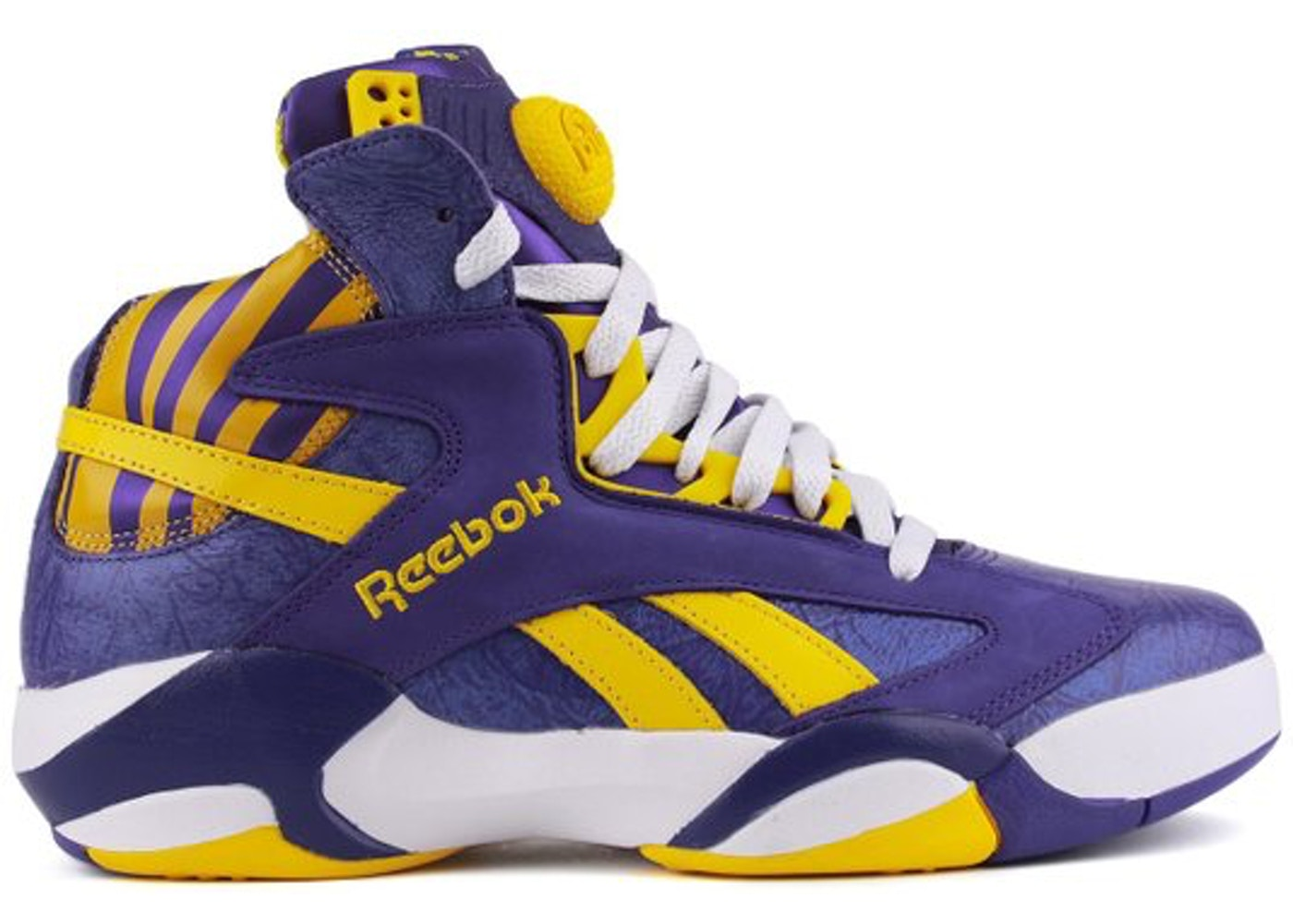 ebb2f3b45ab Sell. or Ask. Size  11. View All Bids. Reebok Shaq Attaq LSU Tigers