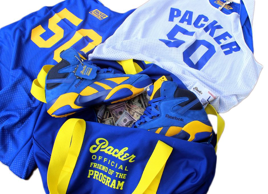 Reebok Shaq Attaq Packer Shoes Official Friend Of The Program 50 Pack