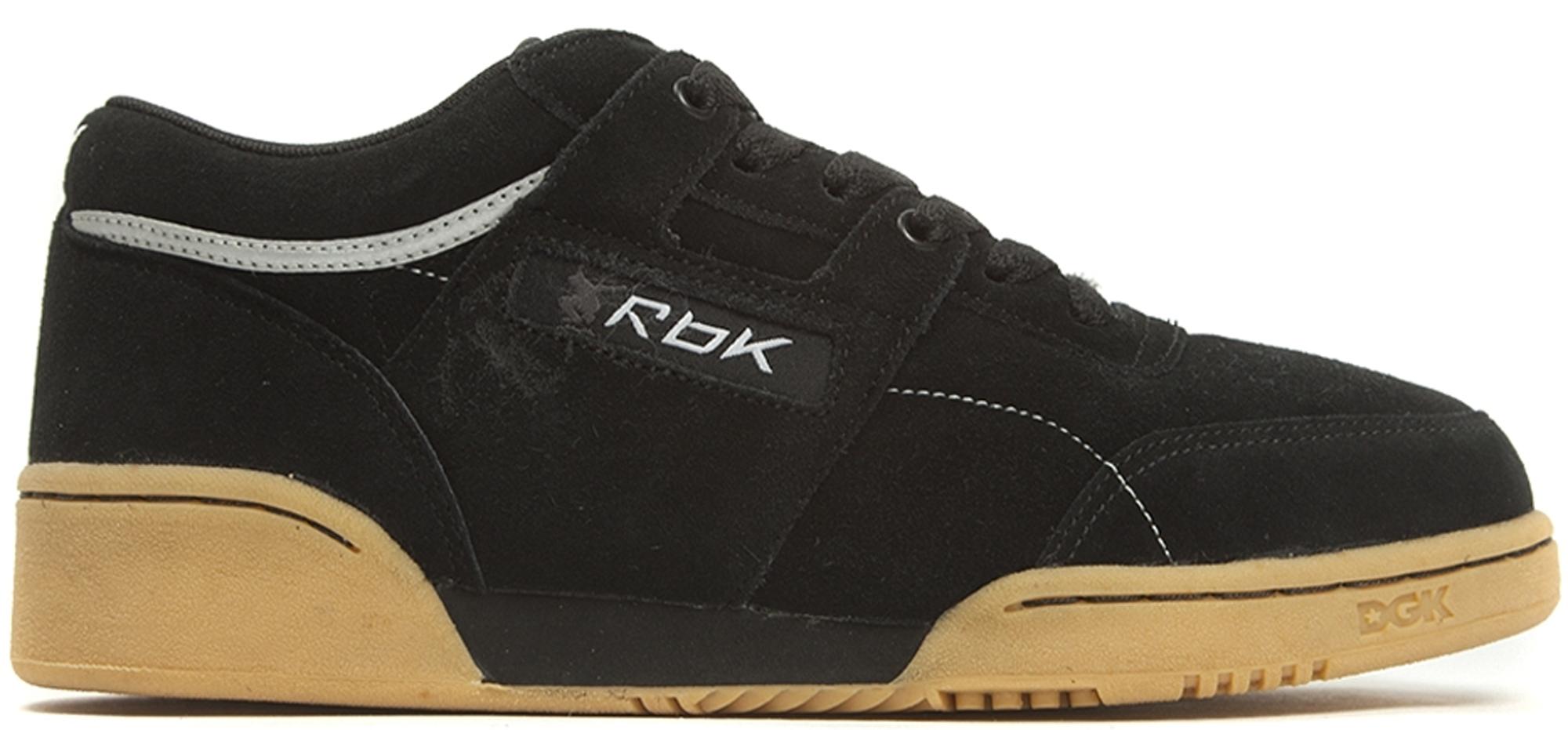 Reebok Workout Lo DGK Black Gum - 34-148016