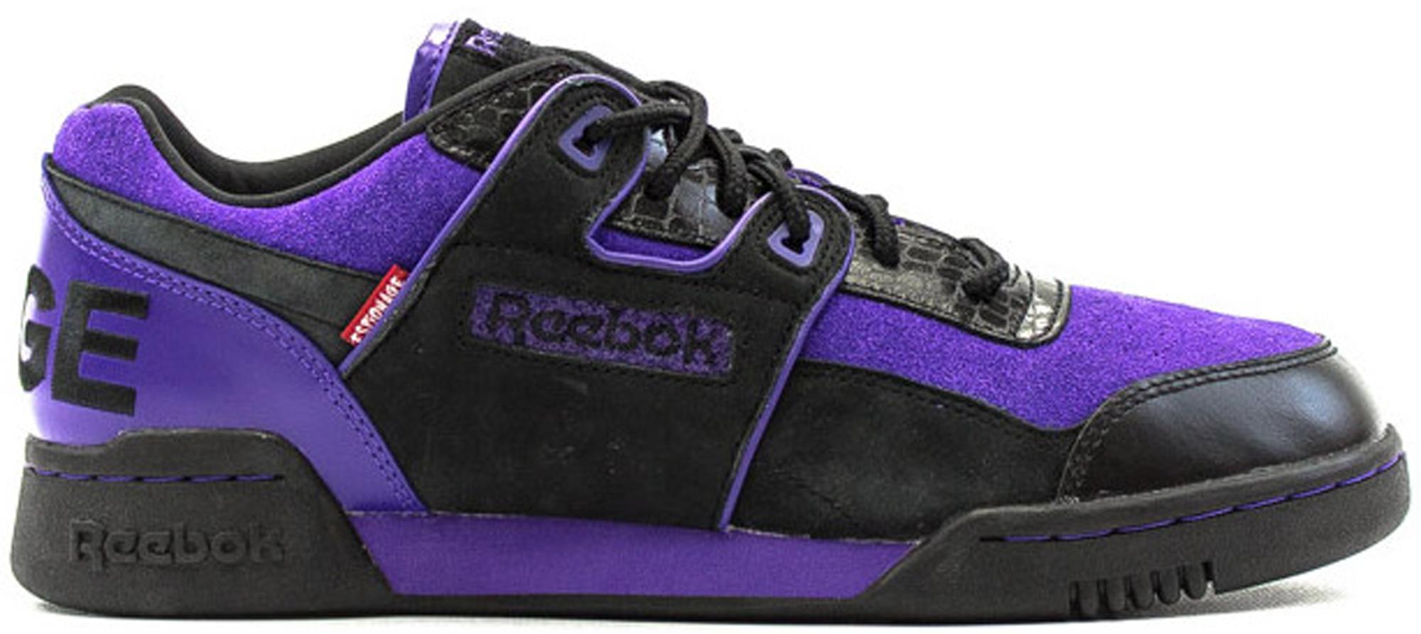 Reebok Workout Plus Espionage Purple Carrot