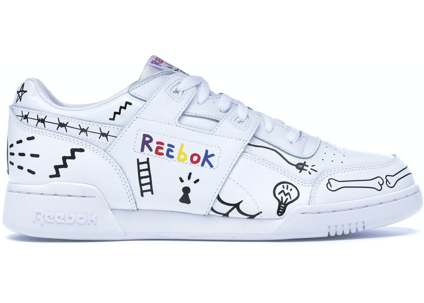 a67c08bac66 Reebok Workout Plus Trouble Andrew 3 AM - CN5896