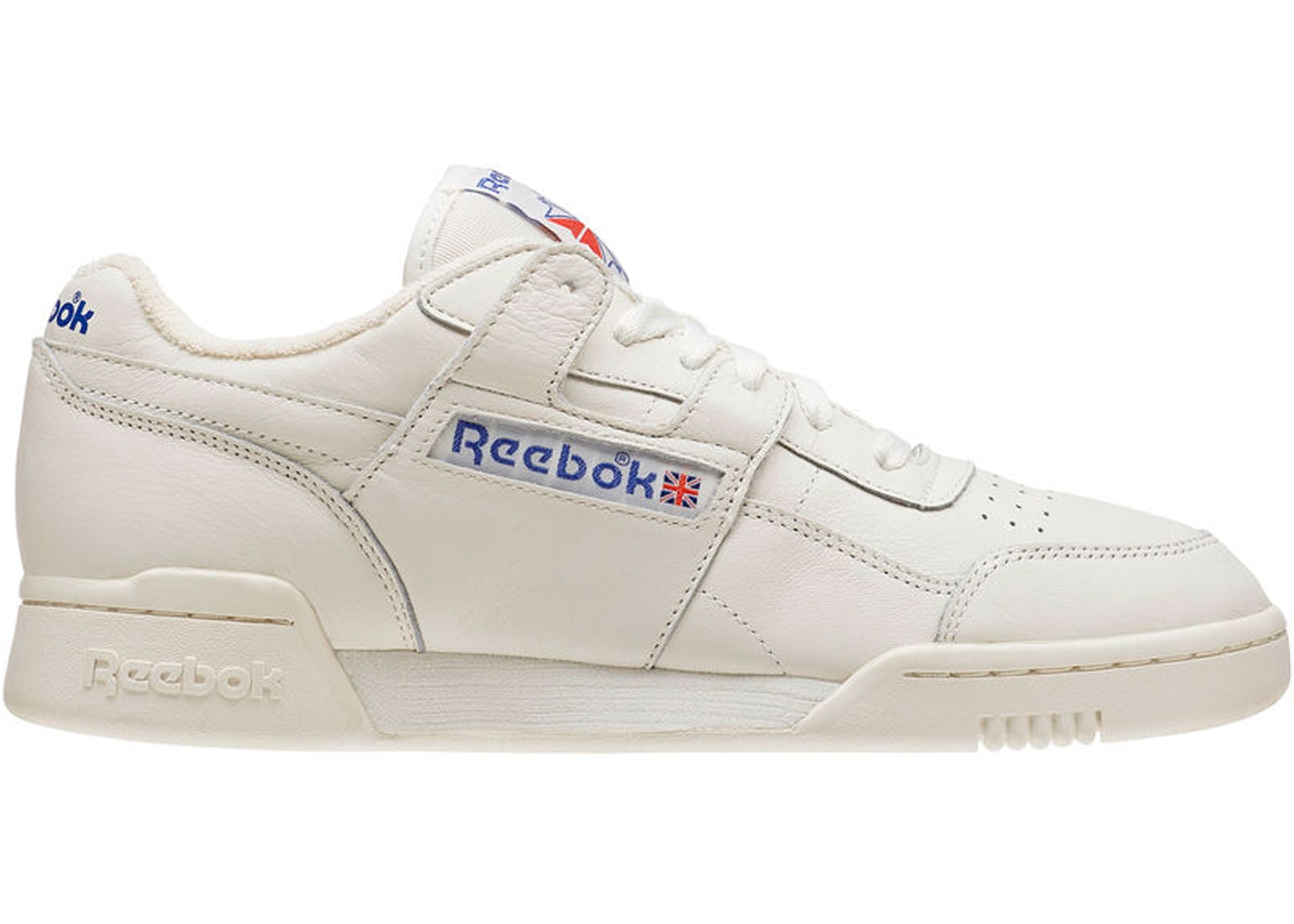 89e8f63ad96 Sell. or Ask. Size --. View All Bids. Reebok Workout Plus Vintage Chalk
