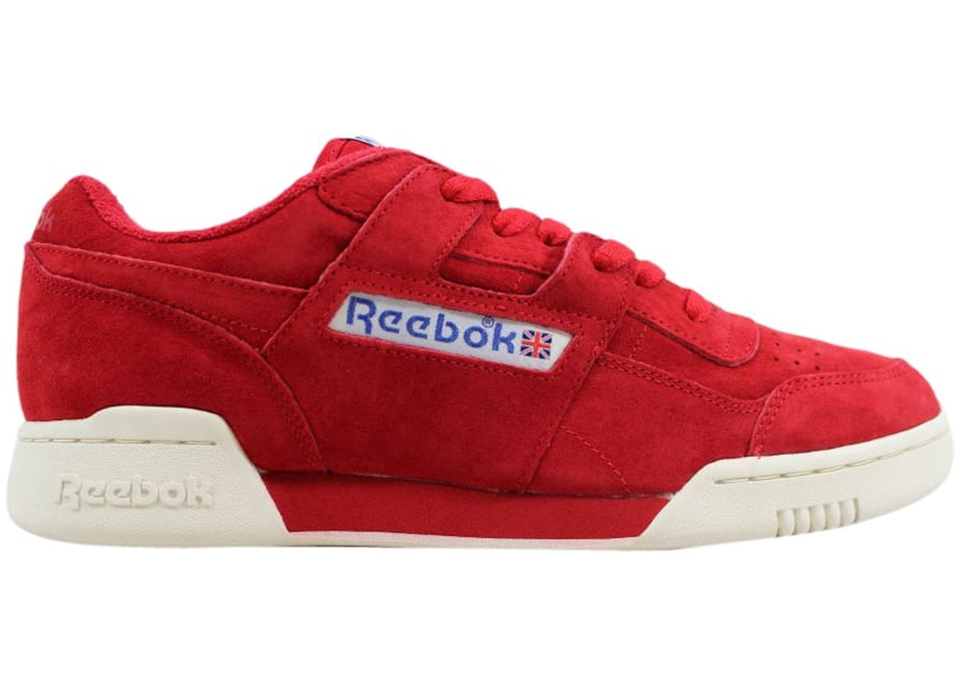 72204902f0ae42 Sell. or Ask. Size --. View All Bids. Reebok Workout Plus Vintage Primal Red